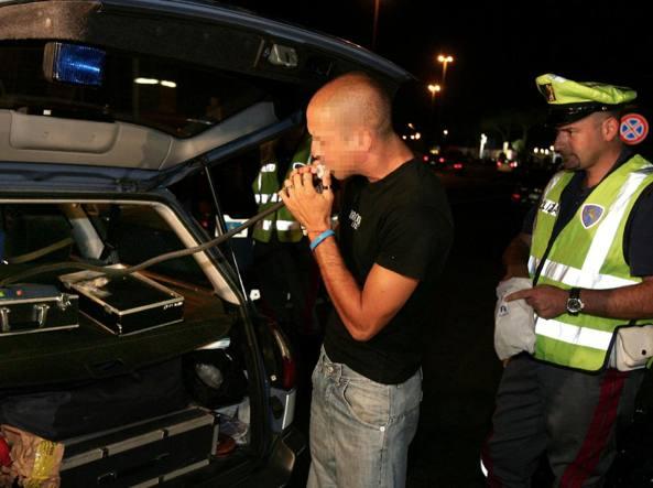 Alcol test a San Benedetto: sette patenti ritirate dalla Polizia Stradale