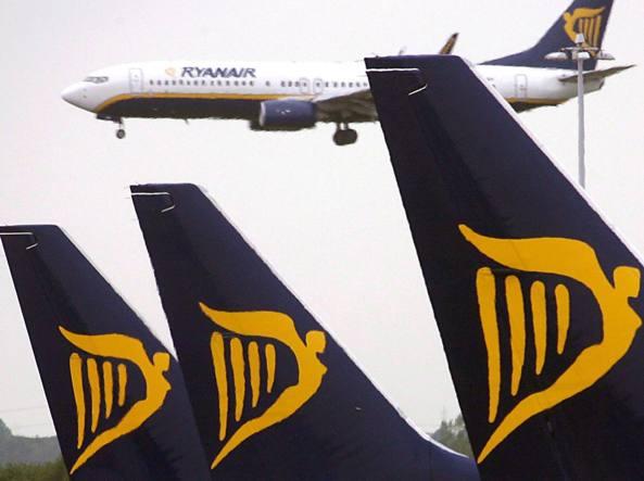 Ticinonline - Ryanair: sciopero in quattro paesi