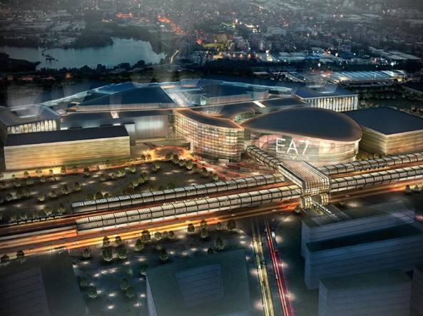 Milano, iniziano i lavori per il centro commerciale Westfield di Segrate