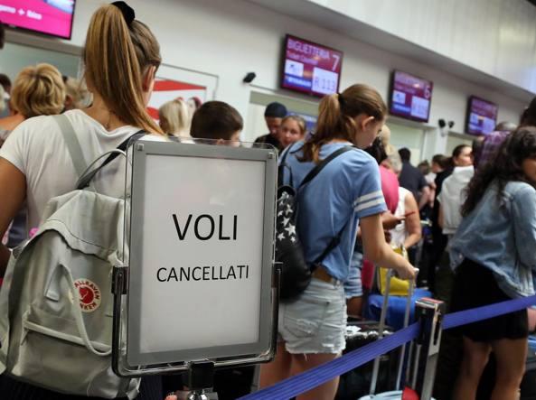 Orio, torna l'incubo scioperi Stop Ryanair per il 28 settembre