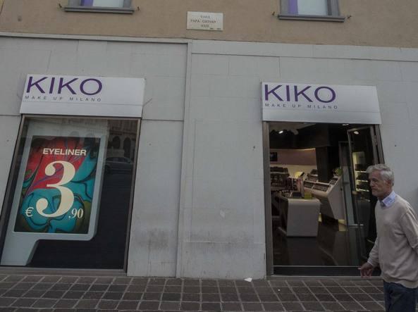 Kiko vince la causa tra negozi l arredamento non si for Negozi arredamento bergamo e provincia
