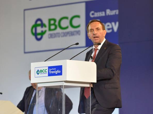Bcc Centro Padana Verso La Fusione Treviglio Rischia Di Perdere La Banca Corriere It