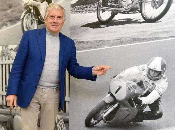 Giacomo Agostini incita la Yamaha per puntare su due grandi piloti…..