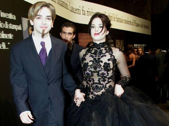 Morgan e Asia Argento, storia e foto (Foto) Gossip PourFemme 48