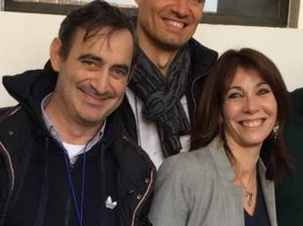 Daniele Belotti e Simona Pergreffi