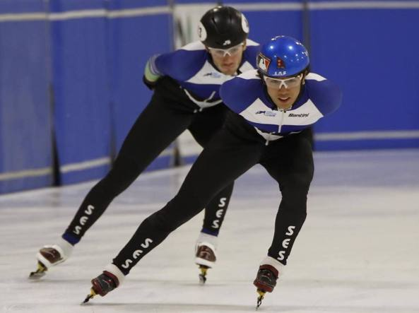 Short Track, sfide sui pattini all'Ice Lab di Bergamo per la Star Class