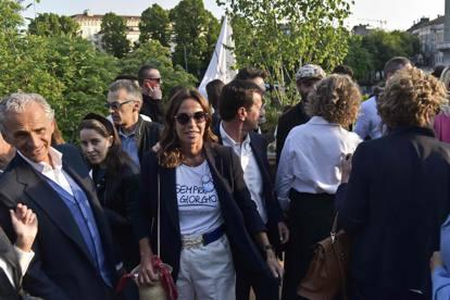Lusso Vista Sentierone A Bergamo Apre La Terrazza Fausti