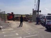 Incidenti sul lavoro, operaio muore schiacciato in un cantiere nella bergamasca