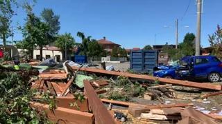 Maltempo, il disastro a Lurano: il giorno dopo. Video