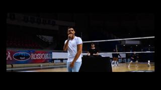 La «Voglia di vincere» della Volley Bergamo 1991, il videoclip dell'inno