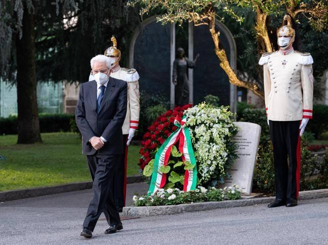 Bergamo e Mattarella: la necessaria carezza dello Stato ...